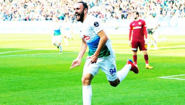 Çaykur Rizespor 3 - 0 Kayserispor