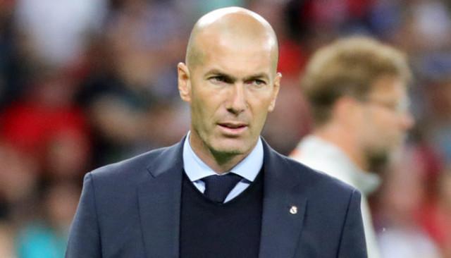 Zinedine Zidane özlenen Real Madrid için yeniden görevde