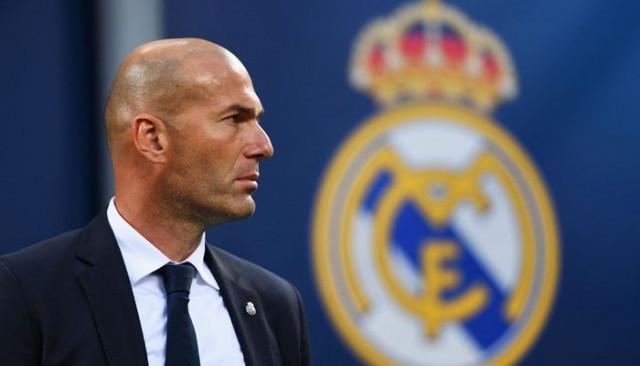 Real Madrid'den Zidane'a 300 milyon Pound'luk transfer bütçesi