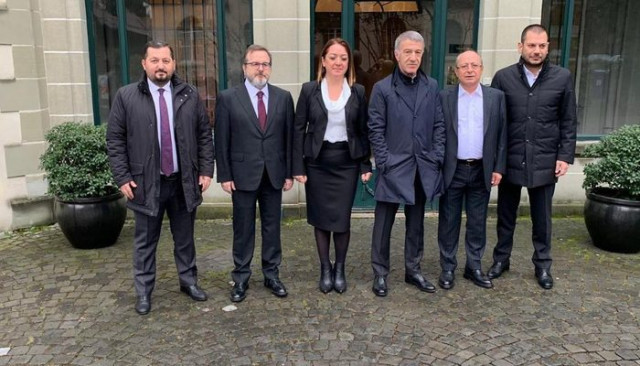 Trabzonspor'dan CAS açıklaması: 'Adalet dağıtacağına inanıyoruz'