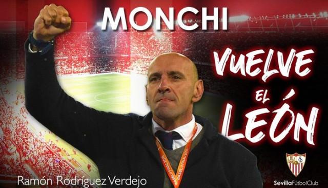 Sevilla, Ramon Rodriguez Verdejo ile anlaşma sağladı