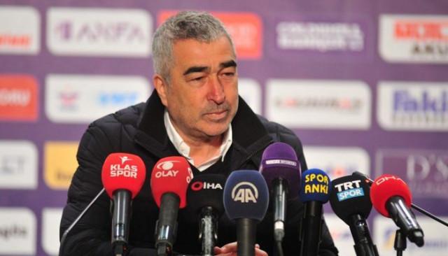 Samet Aybaba: Hakem maçı bizden aldı, Galatasaray'a verdi