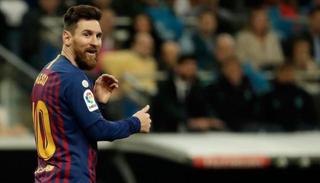 Barcelona'nın en iyi golleri Messi'den