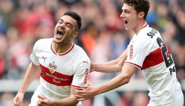 Ozan Kabak, Bundesliga tarihine geçti