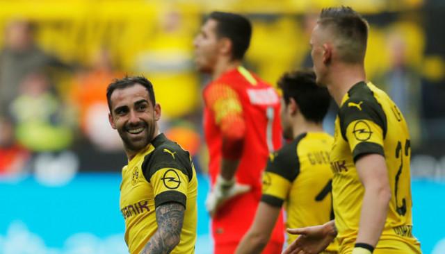 Borussia Dortmund 2 - 0 Wolfsburg (Bundesliga)