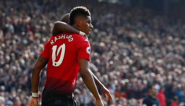 Manchester United 2 - 1 Watford (Premier Lig)