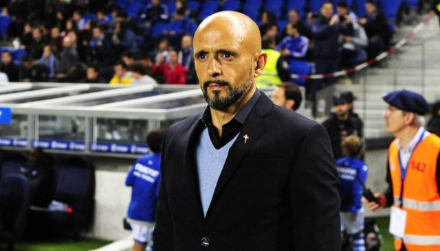 Celta Vigo Miguel Cardoso'nun görevine son verdi