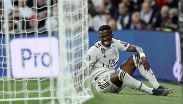 Real Madrid Şampiyonlar Ligi'ne erken havlu attı