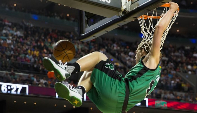 Golden Warriors, Boston Celtics'e farklı kaybetti