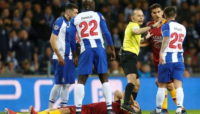 Porto 3 - 1 Roma