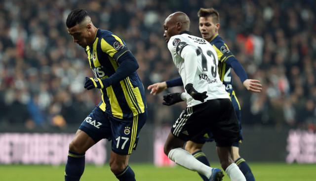 Fenerbahçe'de Nabil Dirar, Başakşehir maçında forma giyemeyecek