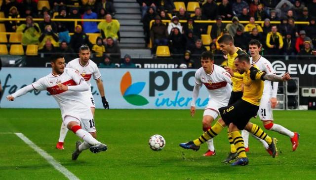 Borussia Dortmund 3 - 1 Stuttgart