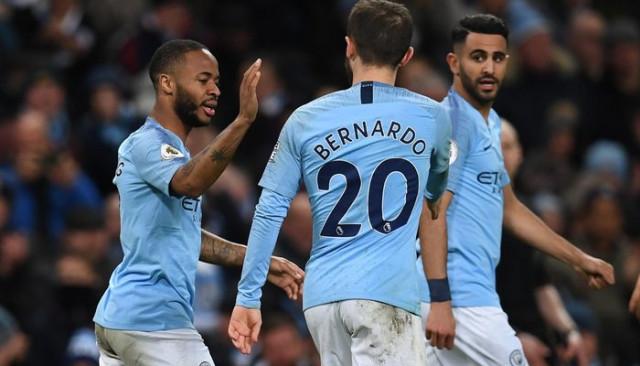 Manchester City 3 - 1 Watford