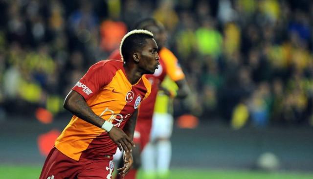 Onyekuru, Kayserispor maçında cezalı