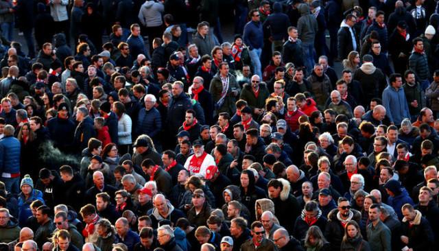 Juventus-Ajax maçı öncesi olay! 54 kişi sınır dışı ediliyor