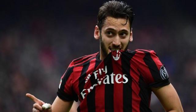 Milan, Hakan Çalhanoğlu için 20 milyon Euro istiyor