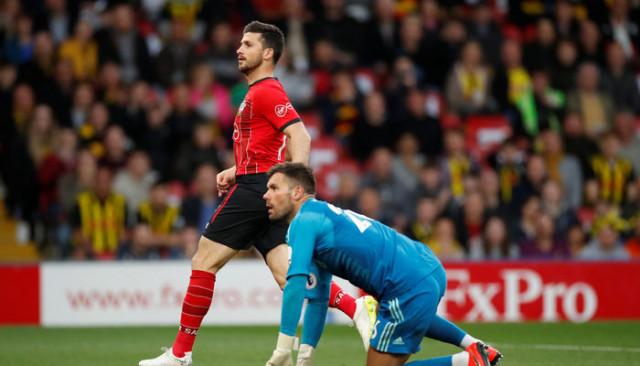 Shane Long Premier Lig tarihinin en erken golünü kaydetti