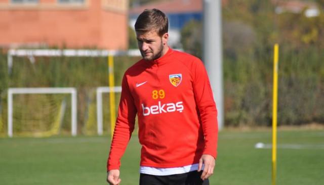 İstikbal Mobilya Kayserispor'da Atila Turan sevinci