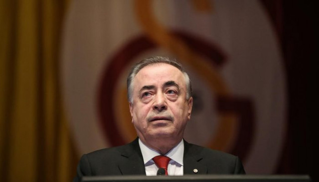 Galatasaray Başkanı Mustafa Cengiz'den hakem açıklaması!