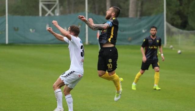 Yeni Malatyasporlu futbolcu Adem Büyük'ten transfer açıklaması