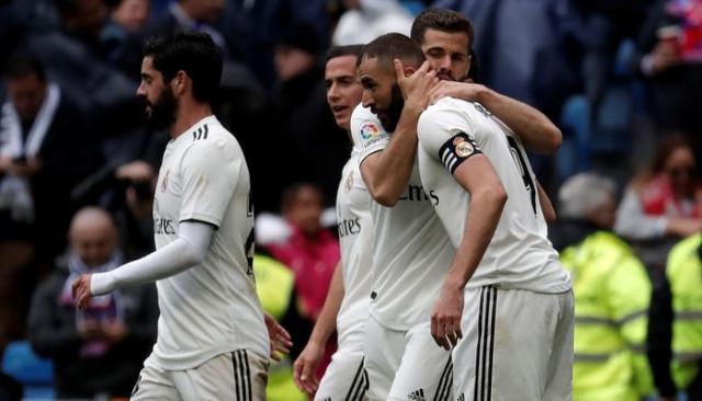 Real Madrid 2 - 1 Eibar (La Liga)