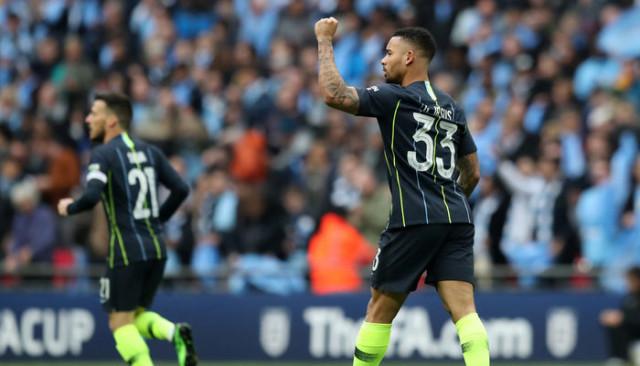 Manchester City, Federasyon Kupası'nda (FA Cup) finale yükseldi