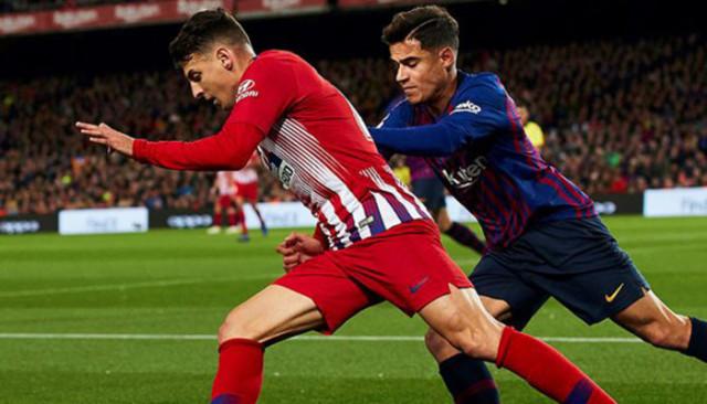 Barcelona, Atletico Madrid ile arasındaki farkı 11 puana çıkardı