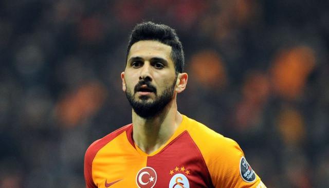 Emre Akbaba Süper Lig'deki 3. golünü kaydetti