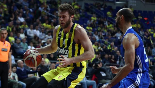 Fenerbahçe Beko 93 - 70 İstanbul Büyükşehir Belediyespor