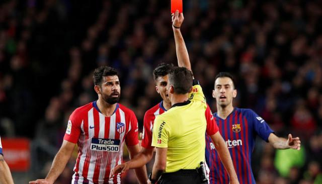 Diego Costa'nın hakeme küfürden 12 maç ceza alabileceği iddia edildi