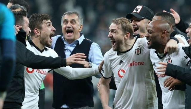 Beşiktaş, Şenol Güneş ile gollü galibiyetleri seviyor