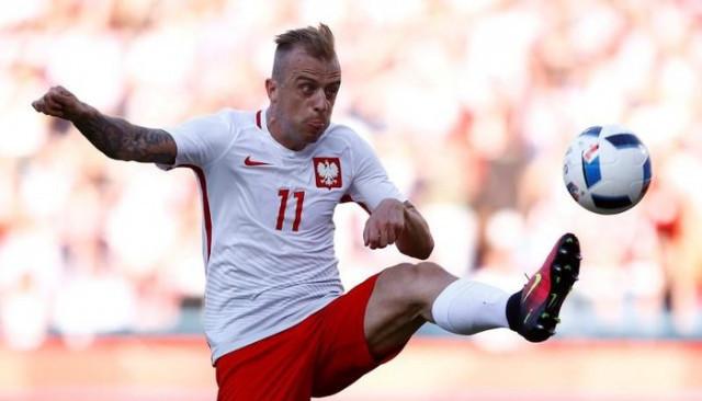 Medipol Başakşehir'den Kamil Grosicki'ye transfer teklifi