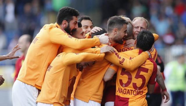 Çaykur Rizespor 2 - 3 Galatasaray (Süper Lig puan durumu)