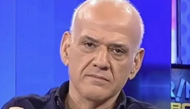 Ahmet Çakar'ın olay yaratan Serkan Çınar tepkisi