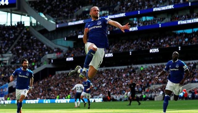 Tottenham 2 - 2 Everton
