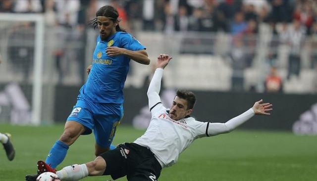 MKE Ankaragücü'nde Tiago Pinto, sözleşmesini tek taraflı feshetti