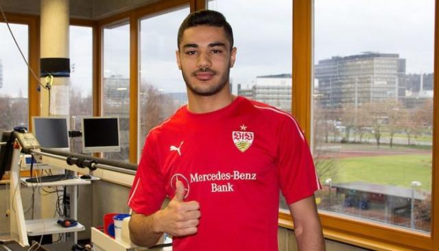 Ozan Kabak Bundesliga'da Yılın en iyi genç oyuncusu ödülüne aday gösterildi