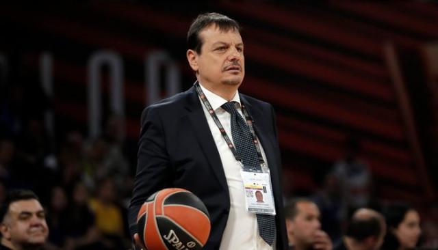 Ergin Ataman: Artık hedefimiz lig şampiyonluğu