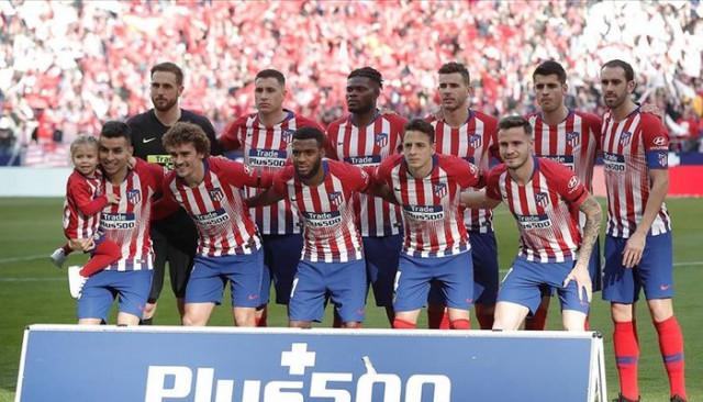 Atletico Madrid'de yaprak dökümü