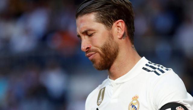 Florentino Perez, Sergio Ramos'un Çin'e transferini veto etti