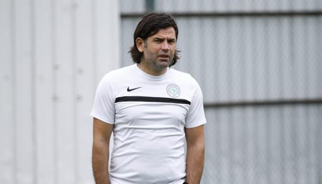 Kasımpaşa'nın yeni teknik direktörü İbrahim Üzülmez oldu