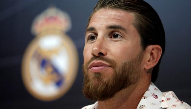 Sergio Ramos: Sözleşmemin sonuna kadar Real Madrid'de kalacağım