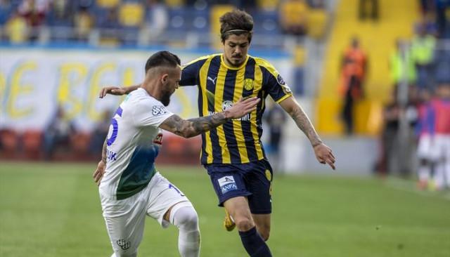 Ankaragücü 2 - 2 Çaykur Rizespor (Spor Toto Süper Lig)
