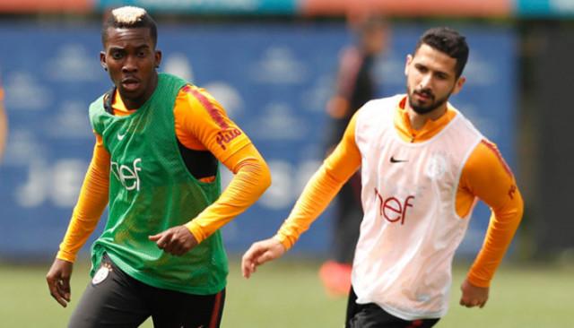 Galatasaray'dan taktik prova