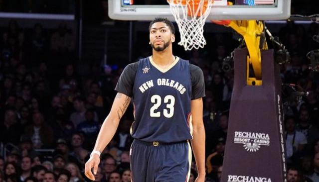 NBA'da yılın takası! Anthony Davis, Los Angeles Lakers'a gidiyor