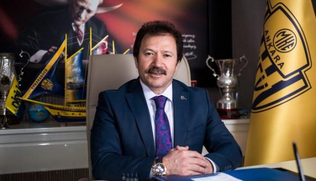 Mehmet Yiğiner: Öncelikle transfer yasağı için uğraşıyoruz