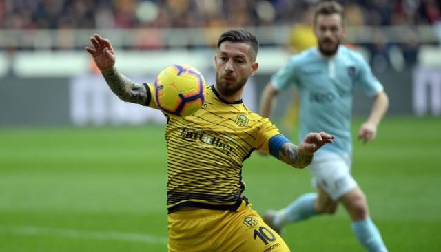 Galatasaray'ın Adem büyük ile anlaştığı iddia edildi