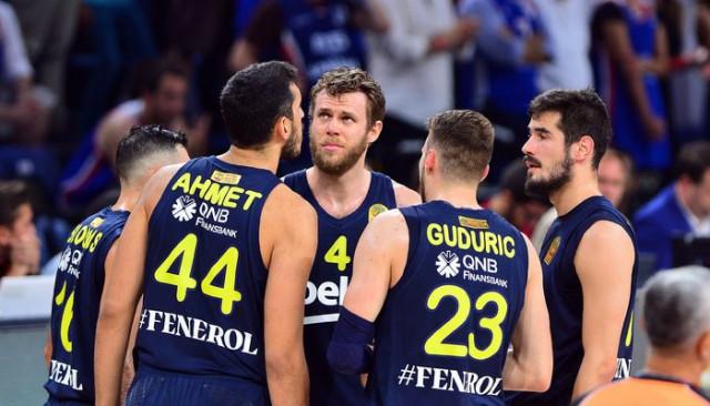 Fenerbahçe Beko sezonu tek kupayla tamamladı