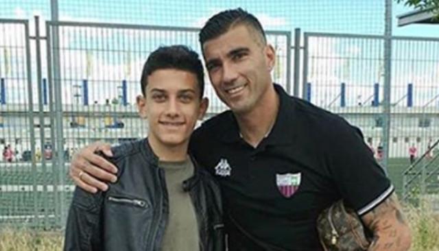 Jose Antonio Reyes'in oğlu, Jose Reyes Lopez Real Madrid'de
