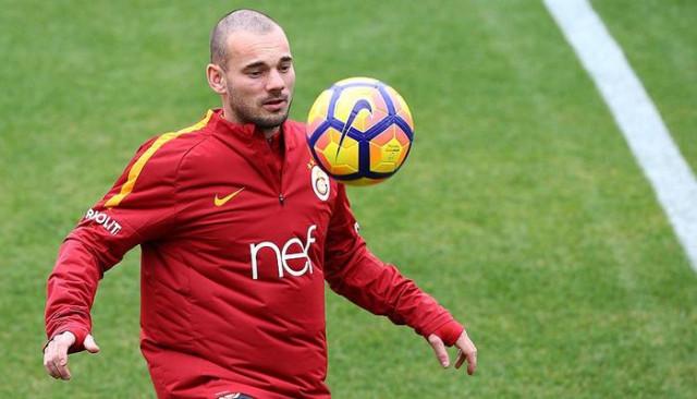 Guido Albers: Teklif yaparlarsa Sneijder, Galatasaray'a döner